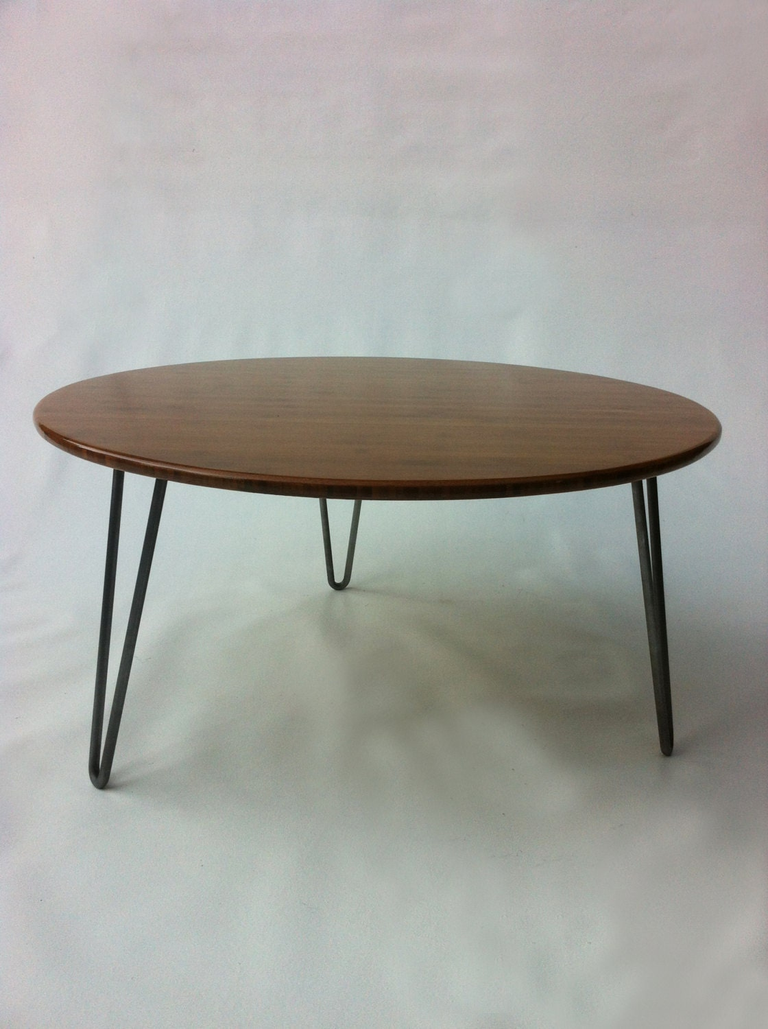 Round Contemporary Coffee Tables: 34 Round Mid Century Modern Coffee Table Atomic Eames