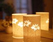 Daisy Tea Light Cover