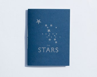 The Stars Letterpress Zine