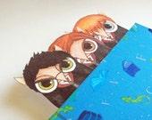 Harry Potter Owl Bookmarks