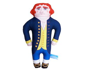 Thomas Jefferson Doll - LIMITED EDITION