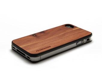 iPhone 4 Case Wood Aromatic Cedar, Wood iPhone 4S Case Wood iPhone 4 Case, iPhone 4 Wood Case, iPhone 4S Wood Case, iPhone Case