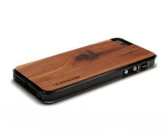 iPhone 5 Case Wood Aromatic Cedar, Wood iPhone SE Case, iPhone 5S Case Wood