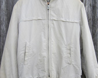 50s/60s American Sportsman Utility Jacket, S // Vintage Insulated Work Chord Jacket