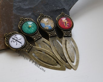 Fantasy Bookmarks inspired by Tolkien