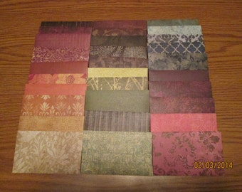 Tattered and Worn Gift Card/ Business Cards Envelope Trios
