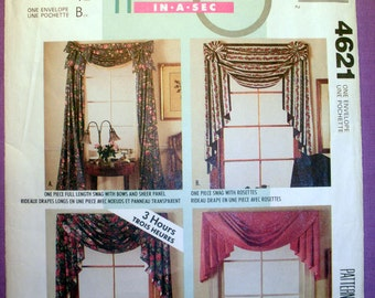 Popular items for pattern for curtain on Etsy