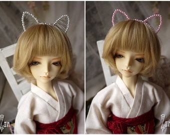 Cat Ear Jewelry Hair Band for BJD SD and MSD Dolls 5 Colors Available