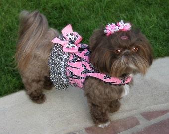 SPRING:  Springtime in Paris Dog Harness