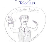 Magician Ignition Teleclass Registration - self-development class using the tarot archetype of the Magician