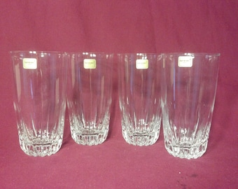 Luminare Tall Glasses - Set of Four (4)