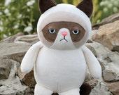 Grumpy Cat plush doll