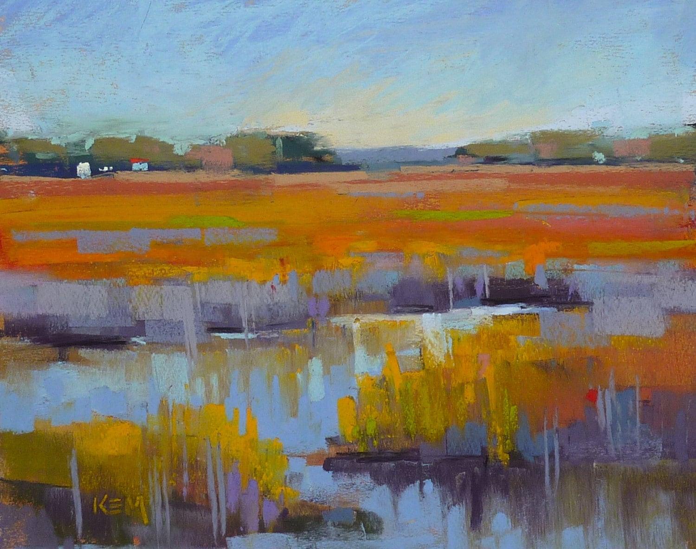 Landscape Painting South Carolina Lowcountry Art Original
