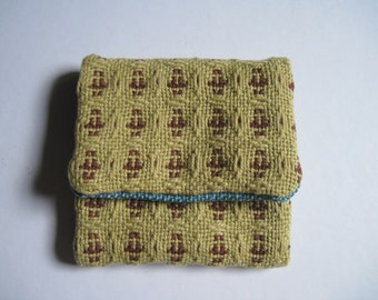 Gift card holder/small wallet/Tiny purse/card holder/131