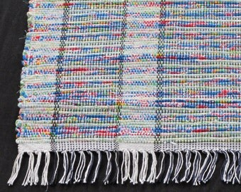 """Rag Rug """"One Tin Soldier"""" Short and Sweet"""