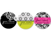 Custom Stickers  Custom Logo Stickers  Personalized Stickers  Product Labels  Adhesive Labels  Return Address Labels  Damask Stickers