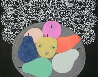 Fruit - Original Art Painting