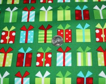 Robert Kaufman Fabrics - Jingle - AAK-12403-277 Winter - One Full Yard