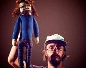 """custom doll from photos 20"""""""