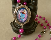 Kitty Krishna Ohm Rosary