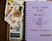 Gipsy Cards Diary RESERVED for hanksnow1