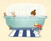 Belle & Boo's Bubble Bath