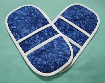 Marvelous Micromitts Blue Crackle