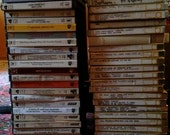 Pick 2 reel-to-reel tapes from my mother's collection