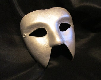 Full Face Mask 2 for Cosplay, Steampunk, LARP, Mardi Gras, Halloween and Lot5R - Multi-Color Choice