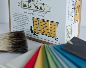 Miss Mustard seed Milk Paint Samples