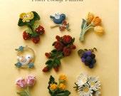 Flower Corsage Patterns - Japanese Craft Book