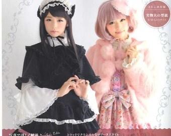 Gothic Lolita Fashion Book Vol 4 - Japanese Craft Book