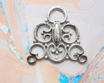 Ethnic  center piece connector pendant