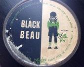 Black Beau Licorice Candy Tin