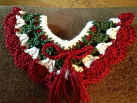 Crochet Dog E Collar Pattern Free