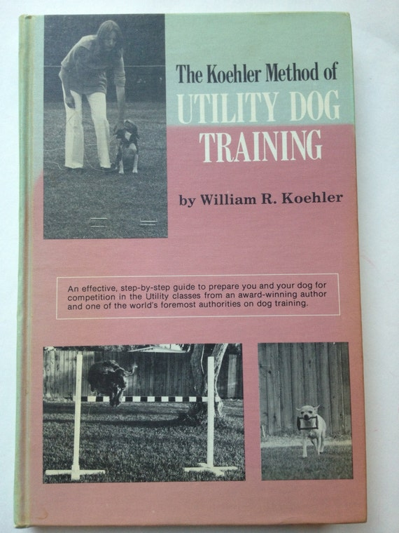 Koehler Method Of Dog Training Pdf