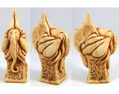 Meatspider Elite Cthulhu Idol - Mock Ivory