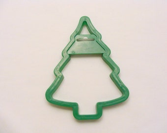 Wilton Large Green Christas Tree Cookie Cutter