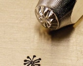 Dandelion Small design ImpressArt metal stamp 3mm Jewelry Steel Punch