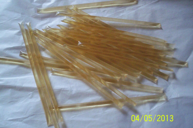 how to make flavored honey sticks