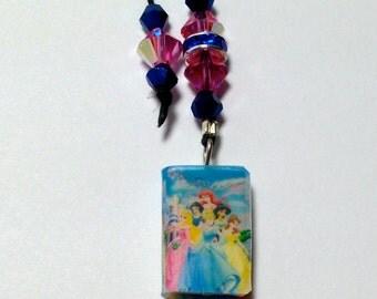 Disney's Princesses Adjustable Bookmark!