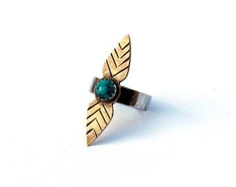 Arrowwood ring