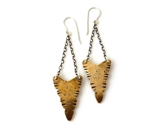 Plainview earrings