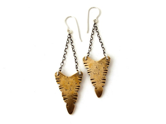Plainview earrings