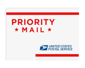 US Shipping - USPS Priority Mail Upgrade
