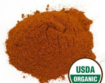 Organic Paprika Powder - 1 pound
