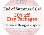 SALE Custom Etsy Shop Graphics Set 1 - Banner, Avatar, Reserved Listing, Thank You and Facebook Cover Images