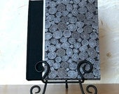 Sketchbook  Black Zinnia-Great for Journal, Diary, Sketching, Drawing, Travel Journal and Gift