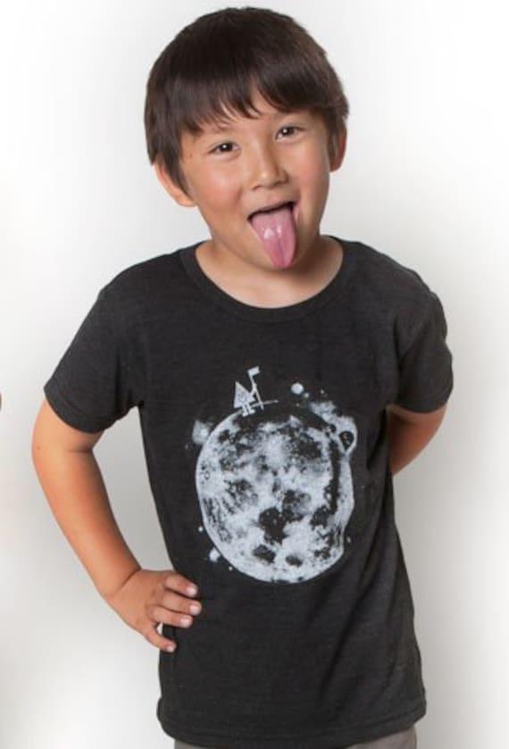 Kids Moon Tee