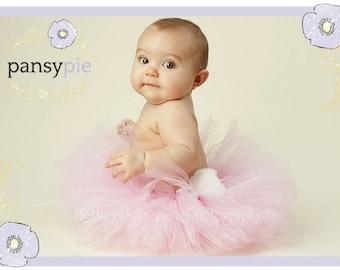 Easter Bunny Tutu Dress Bunny Tail Tutu Newborn Easter Dress 3 6 Months